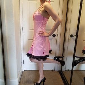 COPY - Tripp NYC Pink Rockabilly Dress